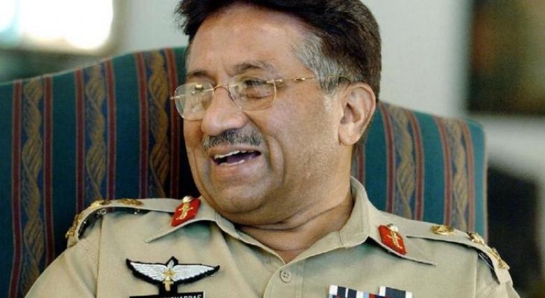 إلغاء حكم الإعدام بحق برويز مشرف