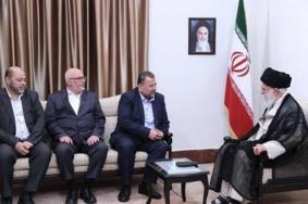 العاروري: حماس تقف في الخط الأمامي للدفاع عن الأمة