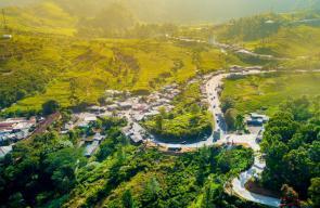 السياحة في بونشاك بإندونيسيا