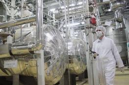 إيران ترفع مخزون اليورانيوم وترامب يحذّر: أنتم تلعبون بالنار