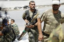 المعارضة تشن هجومًا جديدًا عند مدخل رئيسي لدمشق