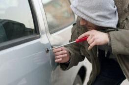 إصابات خلال محاولة لص سرقة مركبة بطولكرم