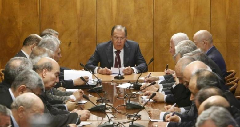 مسودة البيان الختامي للحوار الفلسطيني بموسكو