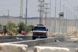 وصول جثمان طفل رضيع على معبر بيت حانون
