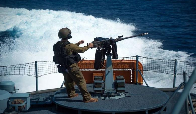 قانون يمنح جيش الاحتلال السيادة العليا في الحماية البحرية