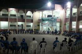 مخيم الحفاظ شعلة من النشاط تُوج بتثبيت القرآن