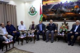 اجتماع طارئ بين حماس والفصائل اليوم بغزة