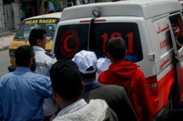 حوارة: إصابة مسن فلسطيني برصاص الاحتلال