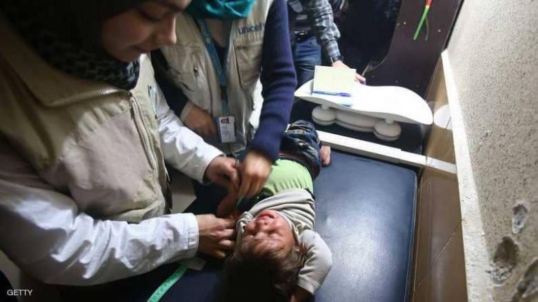 الأمم المتحدة: استهداف المدنيين بالغوطة الشرقية يجب أن يتوقف