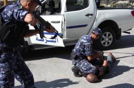 ضبط مواد مخدرة وكشف ملابسات حرق مركبة في جنين