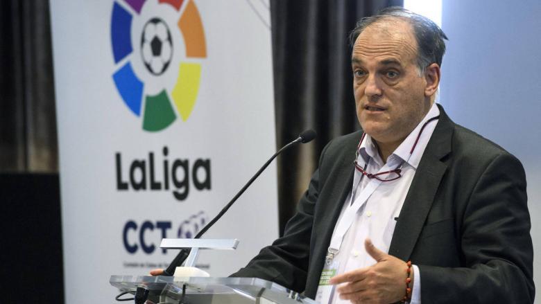 تيباس يحسم مصير برشلونة بعد استفتاء كتالونيا