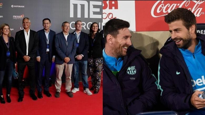 أول استقالة في إدارة برشلونة بعد فضيحة التعاقد مع شركة لتشويه سمعة ميسي ورفاقه