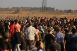 الشعبية : الاحتلال فشل فشلاً ذريعاً في إنهاء مسيرات العودة