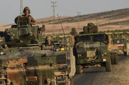 تركيا تزيد من تعزيزاتها العسكرية على الحدود مع سوريا
