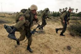 """تدريبات لأطباء الاحتلال العسكريين بمعبر """"كرم أبو سالم"""""""