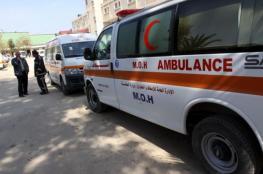 وفاة طفل متأثراً بإصابته جراء حادث سير في غزة