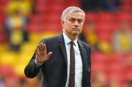 مانشستر يونايتد يعود لمراقبة هدف مورينيو