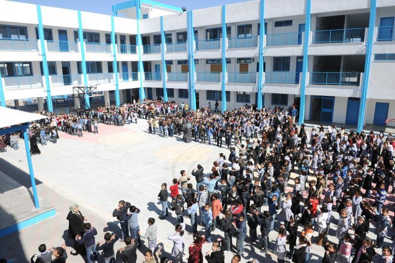 موعد بدء العام الدراسي في الضفة  وغزة