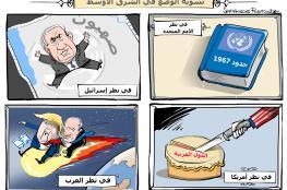 تسوية الوضع في الشرق الأوسط