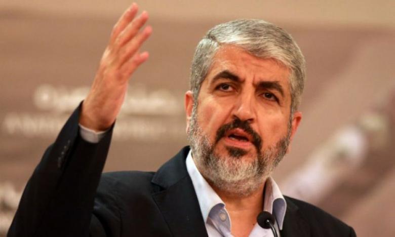 مشعل: الأسرى حاضرون في أجندة وقرارات قيادة حماس