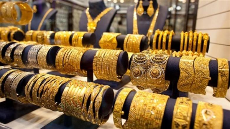 انخفاض أسعار الذهب 4 جنيهات بمصر