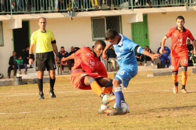 ترحيل مباريات دوري غزة للأسبوع المقبل