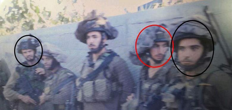 """تفاصيل أسر الضابط """"غولدن"""" خلال الحرب الأخيرة على غزّة"""