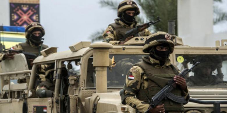 الداخلية المصرية: مقتل 14 مسلحاً بهجوم للجيش في العريش