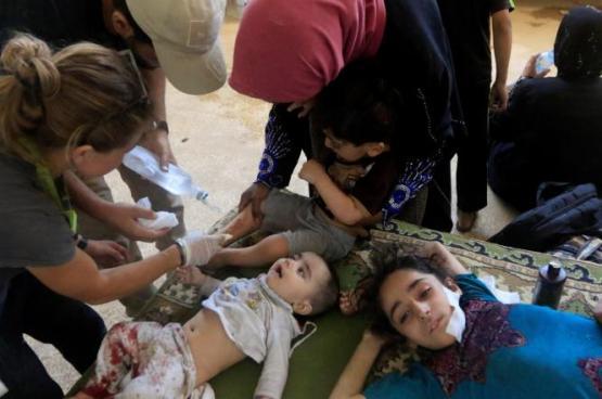 مقتل أكثر من ألف طفل عراقي خلال ثلاث سنوات