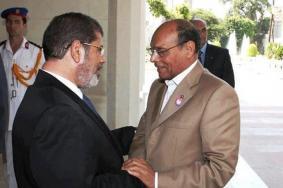 هكذا نعى الرئيس منصف المرزوقي صديقه مرسي