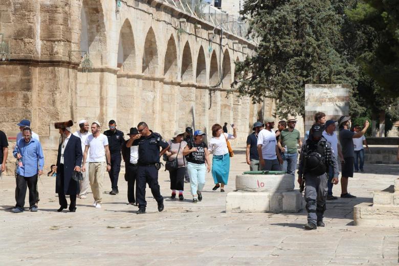 الأوقاف الإسلامية تُعوض مستوطناً في مدينة القدس