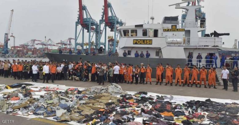 السلطات الإندونيسية تكتشف عطلًا في الطائرة المنكوبة