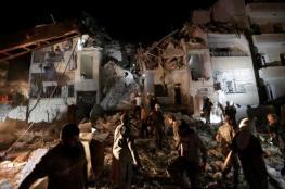قتلى بغارات روسية وسورية على إدلب وريف دمشق