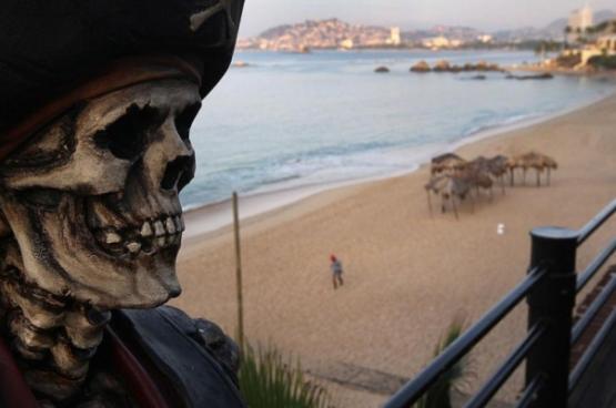 العثور على 6 جثث بمنتجع سياحي في المكسيك