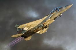 قيادة الاحتلال تقر ضربات جوية على أهداف للمقاومة بغزة