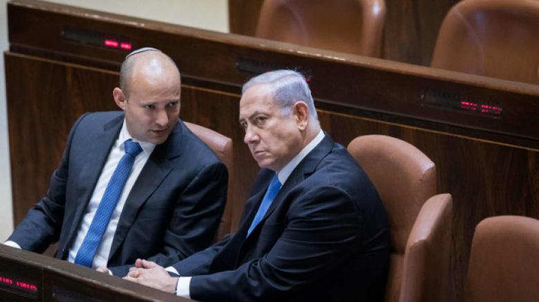"""""""نتنياهو"""" يتوصل لتفاهمات مع """"نفتالي بينيت"""" بتعيينه وزيراً للجيش"""