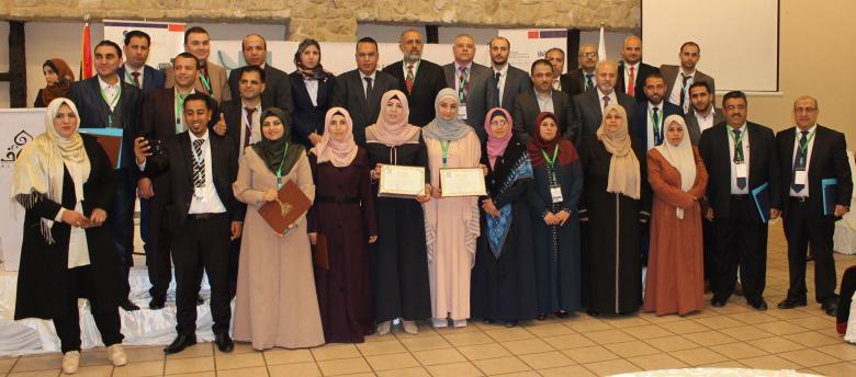 """يوم دراسي بجامعة الأقصى بعنوان """"آفاق مهنة التمريض في فلسطين"""""""