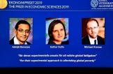 منح 3 علماء جائزة نوبل للاقتصاد