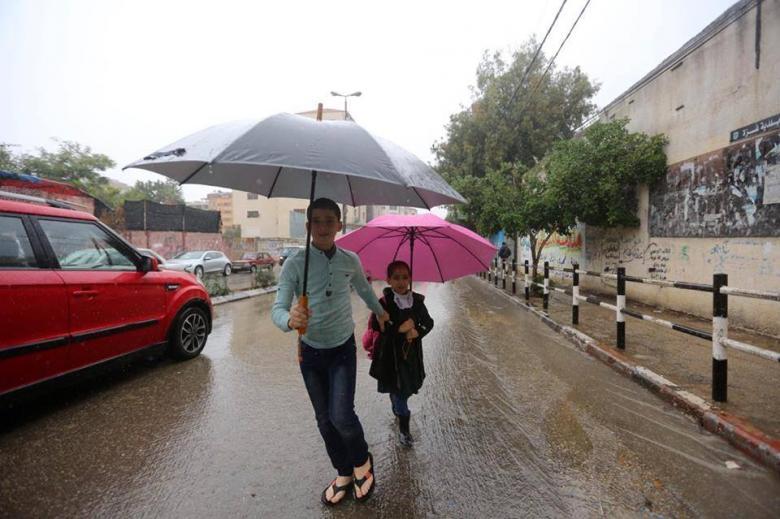 الأمطار ستهطل في حزيران لأول مرة منذ 26 عامًا