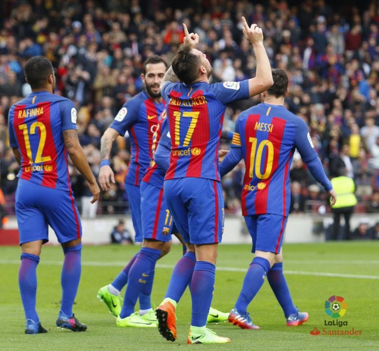 6 غيابات عن برشلونة أمام سبورتينغ لشبونة