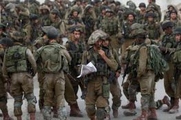تدريبات عسكرية لجيش الاحتلال بعسقلان ونيتسانيم