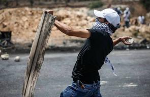مواجهات مع الاحتلال على حاجز