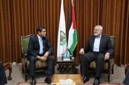 """صحيفة: هذه تفاصيل حوارات """"حماس"""" في القاهرة"""