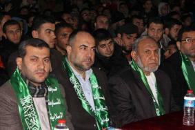 الزهار للاحتلال: احذروا بأس حماس وكتائب القسام