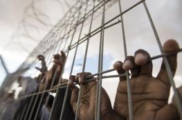 """نقل 60 أسيرا مضربا من سجني """"أوهليكدار"""" و""""هداريم"""" إلى المستشفيات"""
