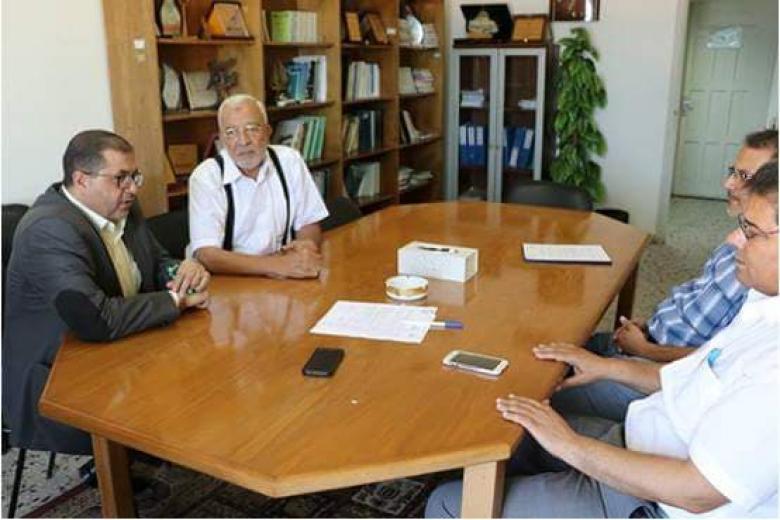 """""""حياة"""" يوقع اتفاقية تعاون مشترك مع برنامج غزة للصحة النفسية"""