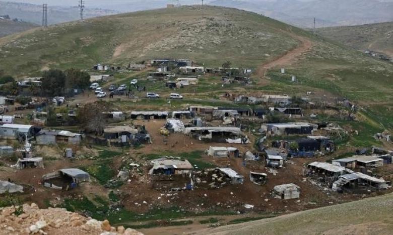 قرار إسرائيلي بوضع اليد على 25 دونما جنوب نابلس