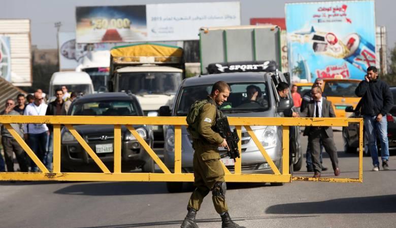 الاحتلال يفرض إغلاقا عاما بالضفة وقطاع غزة بسبب الانتخابات