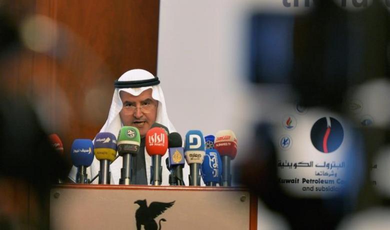 الكويت تتوقع ارتفاع أسعار النفط