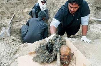 تفاصيل مريعة عن حادثة دفن 5 هنود أحياء بالسعودية